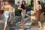 Khác với gái Hàn, phụ nữ Pháp diện chân váy dài trông nổi bật hơn hẳn là nhờ bí kíp này