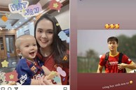 Quá mong ngóng chồng về nước, Quỳnh Anh post tấm hình kèm câu ví von Duy Mạnh với một đối tượng mà khiến dân mạng không nhịn được cười