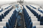 Hà Nội thông báo khẩn: Tìm người trên chuyến bay từ TP.HCM về Hà Nội ngày 14/6 liên quan đến ca dương tính SARS-CoV-2