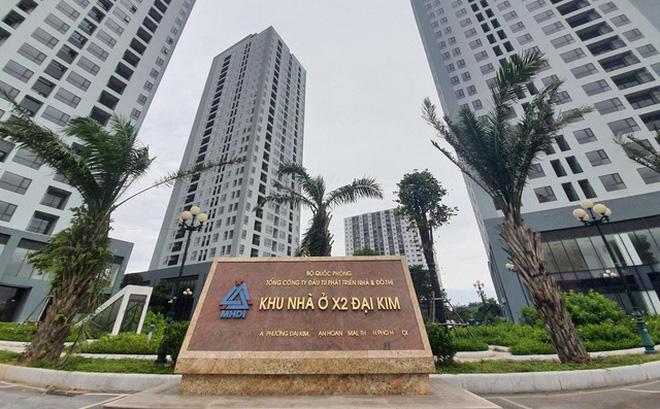 Hy hữu nhiều chung cư lớn giữa trung tâm Hà Nội bỏ hoang không người ở-1