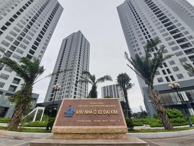 Hy hữu nhiều chung cư lớn giữa trung tâm Hà Nội bỏ hoang không người ở-2