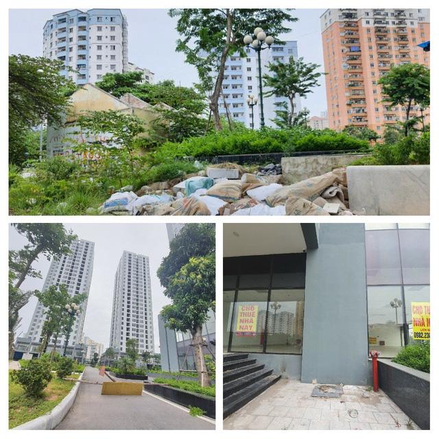 Hy hữu nhiều chung cư lớn giữa trung tâm Hà Nội bỏ hoang không người ở-3