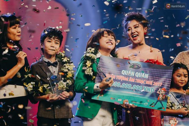 Cuộc sống đối lập của 2 Quán quân Vietnam Idol Kids: Hồ Văn Cường khó khăn thiếu thốn, Thiên Khôi tự chủ tài chính ở tuổi 16-2