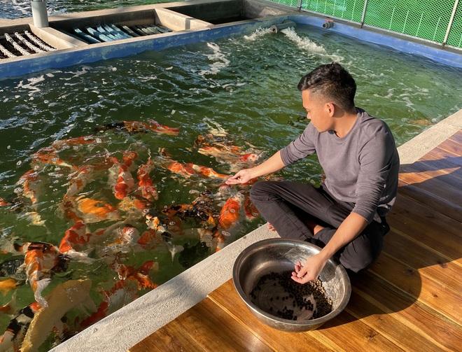 Bỏ nghề kỹ sư về quê đào ao nuôi cá, 9x Hải Phòng kiếm tiền tỷ đều tay-2
