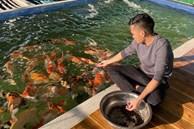 Bỏ nghề kỹ sư về quê đào ao nuôi cá, 9x Hải Phòng kiếm tiền tỷ đều tay