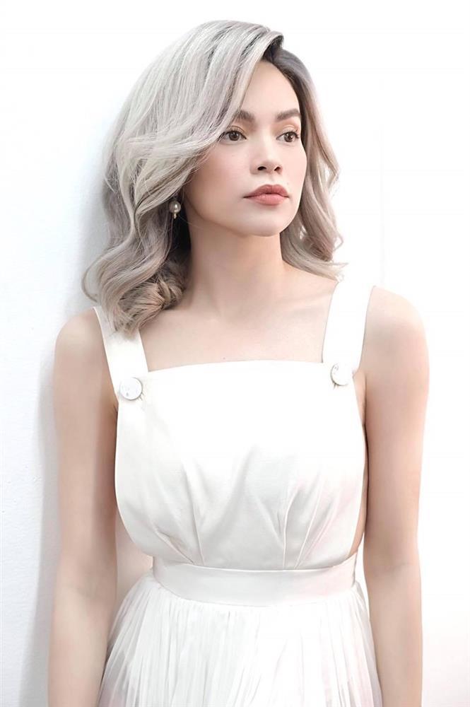 Hồ Ngọc Hà khiến fan tưởng mới ốm dậy chỉ vì màu tóc sai quá sai-1