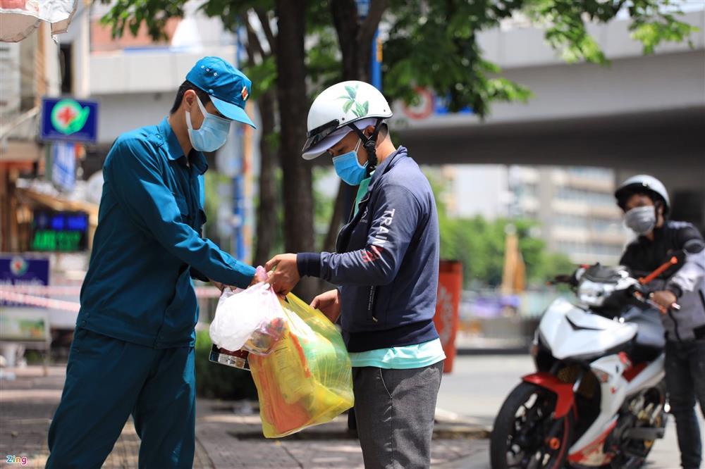 Phong tỏa khẩn Bệnh viện quận 4-6