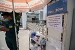 Phong tỏa khẩn Bệnh viện quận 4