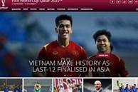 Trang chủ FIFA đặt ĐT Việt Nam ở vị trí 'to, đẹp', khen là 'bất ngờ lớn nhất'
