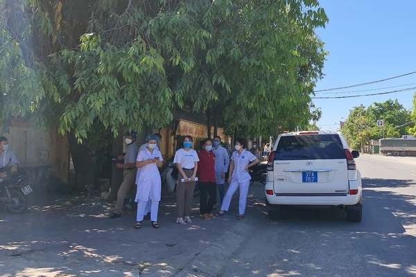Nghệ An: Tài xế xe tải nhiễm Covid-19 sau khi ra Bắc Giang mua vải của người mắc bệnh-2