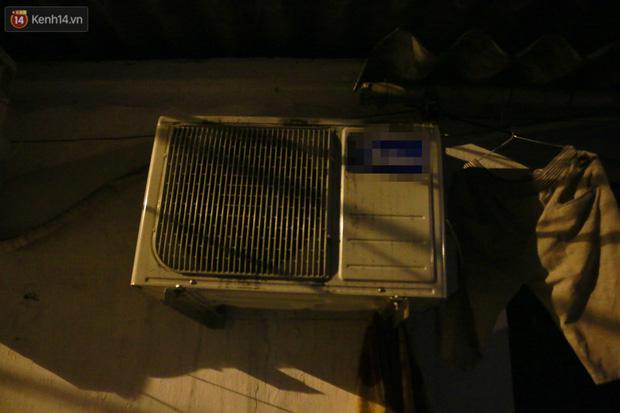 Nóng bủa vây cả đêm ở xóm chạy thận Hà Nội: Cả căn phòng cứ như cái lò nung, mỗi ngày chỉ ngủ được 2-3 tiếng-14