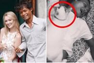 Cặp đôi 'chồng cú vợ tiên' tung ảnh mới khoe sinh con đầu lòng nhưng bị soi chi tiết gây nguy hiểm cho đứa trẻ