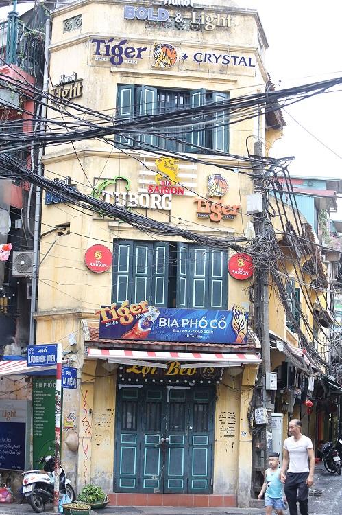 """Loạt phố ẩm thực xuyên đêm"""" ở Hà Nội lao đao vì dịch, tiểu thương bỏ quán về quê-6"""