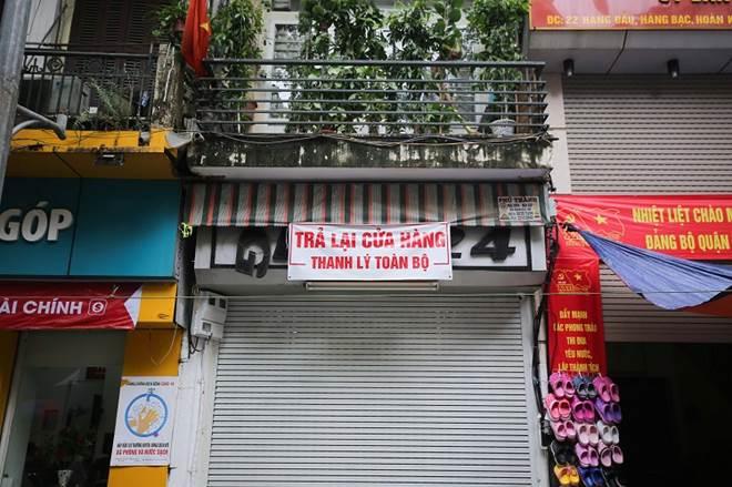 """Loạt phố ẩm thực xuyên đêm"""" ở Hà Nội lao đao vì dịch, tiểu thương bỏ quán về quê-7"""