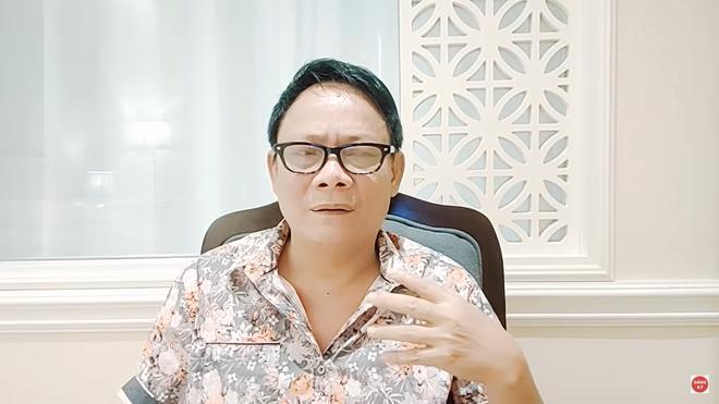 Nghệ sĩ Tấn Hoàng nói về băng nhóm, bè phái trong showbiz, nhắc nhở nghệ sĩ trẻ-1