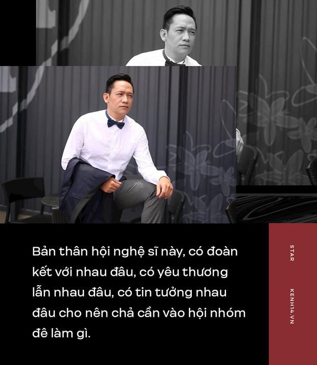 Phỏng vấn nóng Duy Mạnh: Hé lộ chi tiết bất ngờ về nhóm chat Nghệ sĩ Việt, chuyện bị Phi Nhung gài và ồn ào của Hoài Linh-4