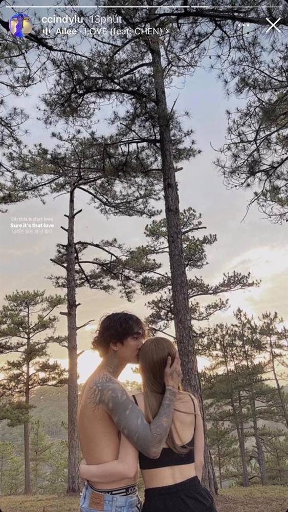 Vợ cũ Hoài Lâm cuối cùng đã tung khoảnh khắc thân mật đầu tiên với Đạt G sau khi công khai hẹn hò-1