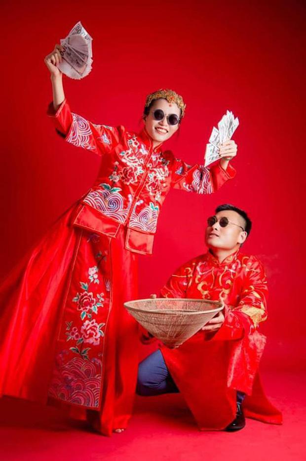 Màn rước dâu bằng xe máy có 1-0-2 ở Nghệ An giữa mùa dịch-3