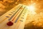 Nắng nóng đỉnh điểm lên đến gần 50 độ C tại Hà Nội: Mặt đường bốc hơi, người dân chật vật mưu sinh-16