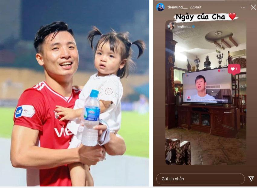 Ngày thứ 4 cách ly của ĐT Việt Nam: Dàn nam thần mở đại hội khoe múi sầu riêng, trai có vợ hướng về gia đình-15