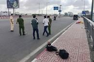 TP.HCM: Người đàn ông tử vong bất thường trên cầu Bình Lợi, mặt đường có vết cào xước