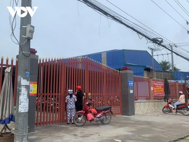 Một doanh nghiệp ở Tiền Giang bị phong tỏa do có ca dương tính với SARS-CoV-2-1