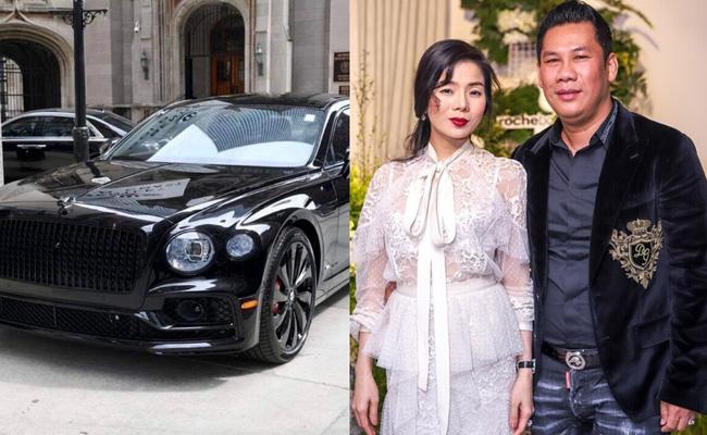 Trong khi Lệ Quyên xây tổ ấm với tình trẻ, chồng cũ Đức Huy đặt mua 2 siêu xe hơn 70 tỷ, có 1 chiếc tặng riêng con trai-1