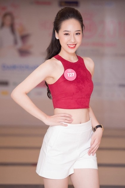 Loạt ảnh thời thi HHVN của người đẹp được CEO cầu hôn trên máy bay: Từ cô nàng 83kg trở thành mỹ nhân sở hữu body gợi cảm-6