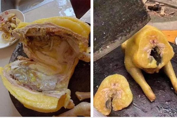 Săn gà ủ muối đồng giá 1k trên mạng, cô gái nhận được sản phẩm mới ngậm đắng nuốt cay: Ủa gà đây, nhưng thịt đâu?-1