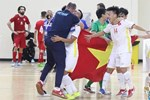 Tuyển Việt Nam 'choáng' khi được FIFA gửi thực đơn World Cup... trước 4 tháng