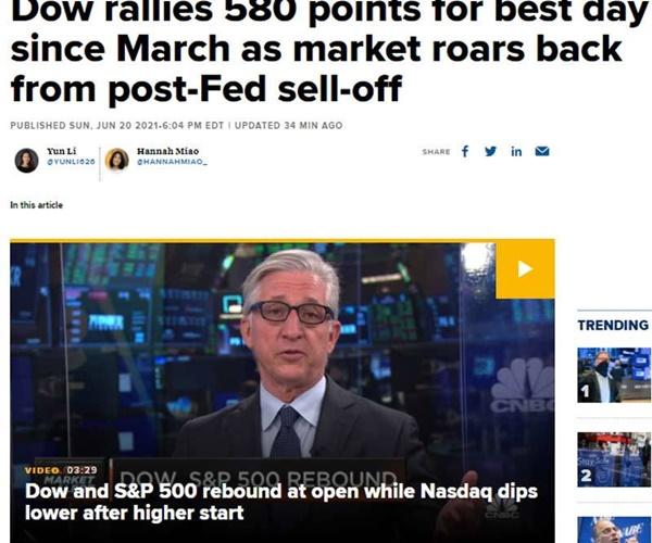 Sóng mới sau hoảng loạn: Chứng khoán tăng vọt, Bitcoin chìm nghỉm-1