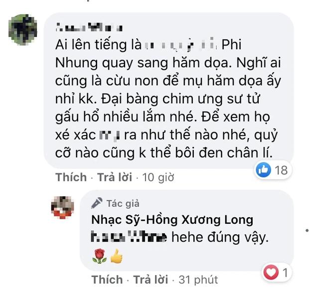 Nhạc sĩ hit Lỡ Duyên bất ngờ tố bị Phi Nhung uy hiếp, doạ đưa ra toà và lên hẳn sóng truyền hình?-2