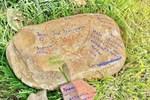 Hòn đá khắc chữ ở công viên giúp cảnh sát vạch trần tội ác của gã hàng xóm cưỡng hiếp bé gái 12 tuổi suốt 7 năm trời
