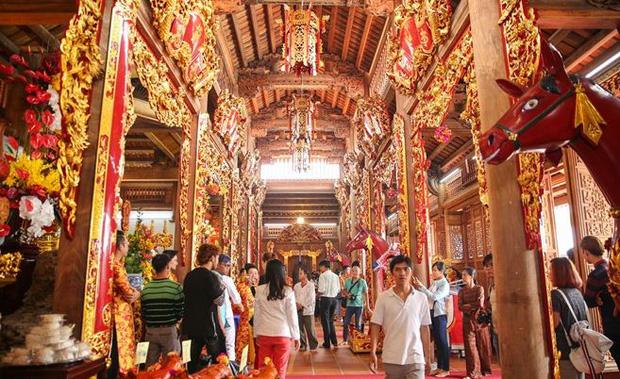Toàn cảnh Nhà thờ Tổ 100 tỷ của NS Hoài Linh: Trải dài 7000m2, nội thất hoành tráng sơn son thếp vàng, nuôi động vật quý hiếm-16