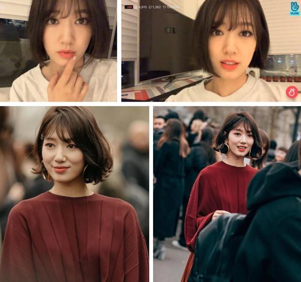 Mách các chị em kiểu tóc mà hội sao Hàn 30+ hay diện: Dễ hợp với nhiều người lại dễ chăm lắm luôn-1