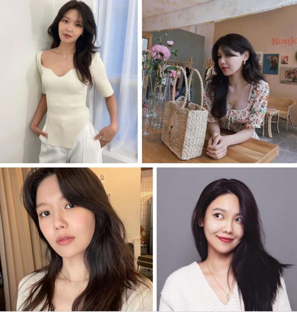 Mách các chị em kiểu tóc mà hội sao Hàn 30+ hay diện: Dễ hợp với nhiều người lại dễ chăm lắm luôn-4