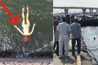 Phát hiện người chết trôi sông, cảnh sát lập tức tới nơi trục vớt thi thể và cảnh tượng sau đó khiến tất cả đều sững sờ vì sốc