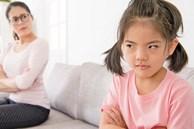 Khi trách phạt mà trẻ có hai kiểu phản ứng này cha mẹ nên dừng lại ngay tức khắc, nếu không hậu quả sẽ rất nghiêm trọng