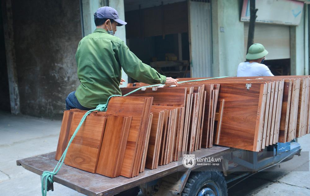 Vụ Hoài Linh bị tố nợ tiền gỗ xây dựng nhà thờ tổ: Người làng nghề mộc Liên Hà lên tiếng, chính quyền xã khẳng định cứng-16