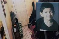Bé trai bị mẹ nhốt trong tủ đồ 3 năm đến chết trong tình trạng thân tàn ma dại gây ám ảnh, tội ác được bố dượng phanh phui