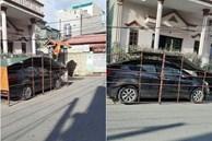Bí chỗ để xe, một gia đình làm chiếc 'chuồng' độc lạ ngay bên đường