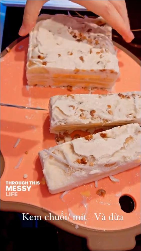 Trình nấu ăn của Quỳnh Kool ngày càng lên tay, từ món mặn đến kem tráng miệng đều xử đẹp ngon ơ-6