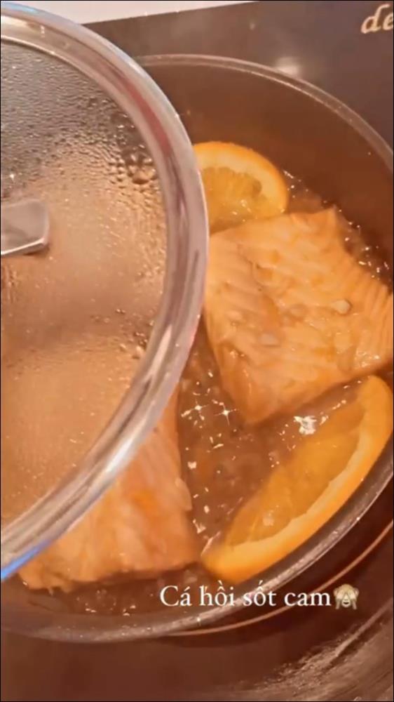 Trình nấu ăn của Quỳnh Kool ngày càng lên tay, từ món mặn đến kem tráng miệng đều xử đẹp ngon ơ-2