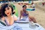 'Biểu tượng sexy màn ảnh Việt' Y Phụng lộ vẻ đẫy đà tuổi 42