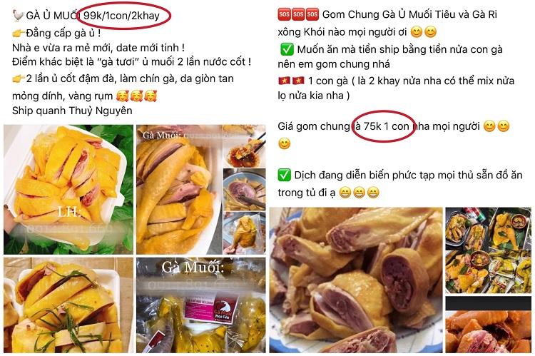 Nguồn gốc thật của loại gà ủ muối tiêu siêu rẻ trên chợ mạng-1