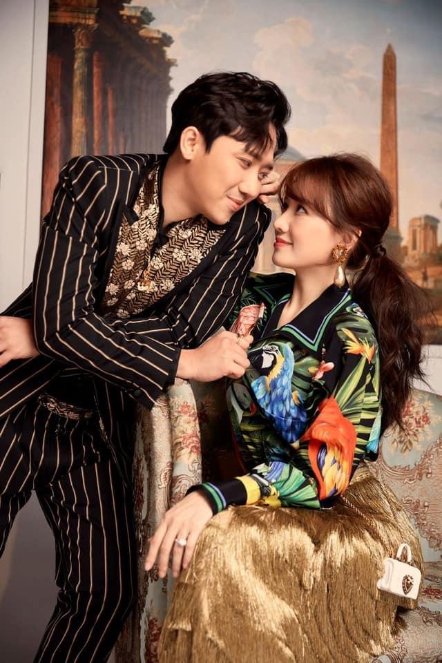 Hari Won để lộ ảnh siêu âm ngầm thông báo đang mang thai?-5