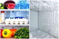 Cho dù tuyết trong tủ lạnh dày đến đâu, nếu bạn áp dụng cách này, tuyết sẽ tự động rơi ra, không cần phải dùng tay đục