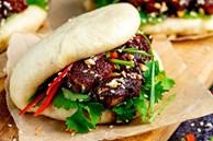 Công thức đơn giản làm bánh bao kẹp thịt kiểu Đài Loan