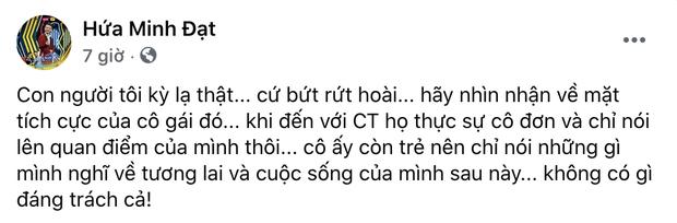 2 sao Việt gây tranh cãi nảy lửa khi lên tiếng bảo vệ cô gái đòi bạn trai cho 500 triệu, MC Cát Tường còn bị tố cấu kết để câu view?-1