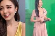 Nữ MC trẻ nhất VTV gây choáng nhẹ khi diện trang phục gợi cảm lên sóng, ai ngờ phía sau đó lại là bí mật bất ngờ